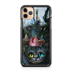 Alice In Wonderland Series Cheshire Cat iPhone 11 Pro Max Case Cover | CaseSupplyUSA