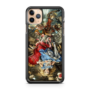 Amazing Alice In Wonderland iPhone 11 Pro Max Case Cover | CaseSupplyUSA