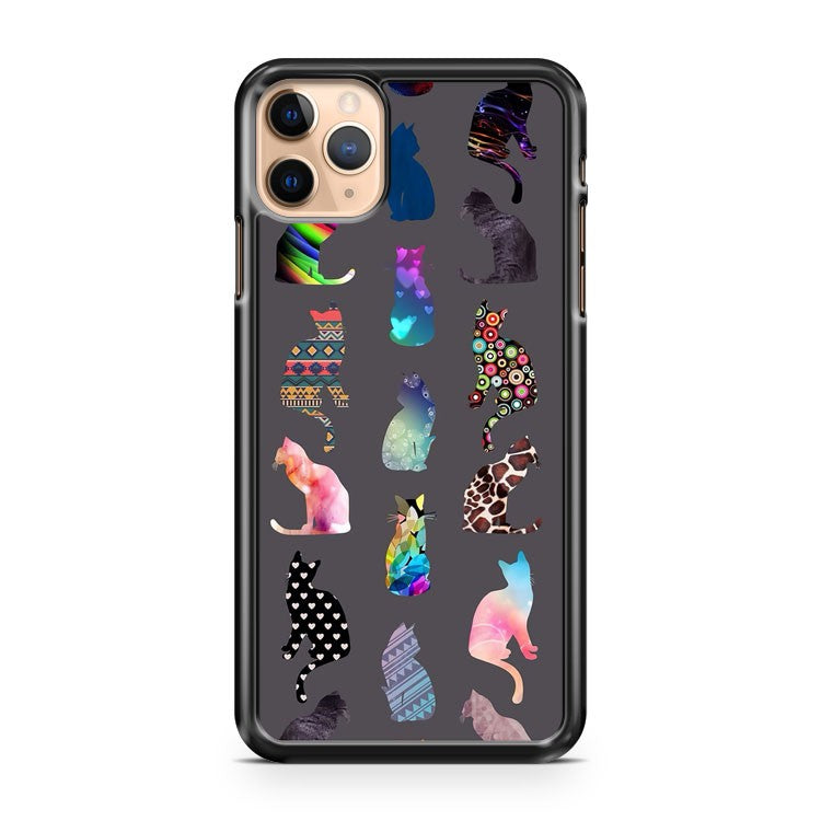 Cat Kitten Amazing Colorful iPhone 11 Pro Max Case Cover | CaseSupplyUSA