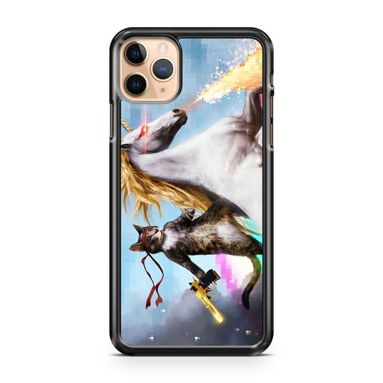 Cat Unicorn iPhone 11 Pro Max Case Cover | CaseSupplyUSA