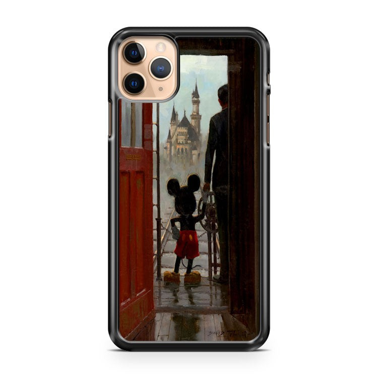 Mickey in Doorway iPhone 11 Pro Max Case Cover