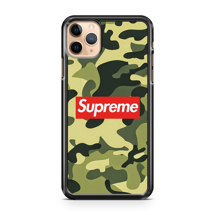 Military Color Camouflage 2 iPhone 11 Pro Max Case Cover
