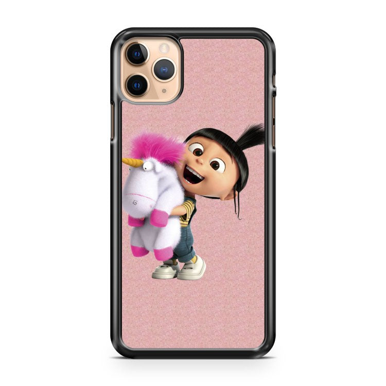 Minion My Unicorn Agnes iPhone 11 Pro Max Case Cover