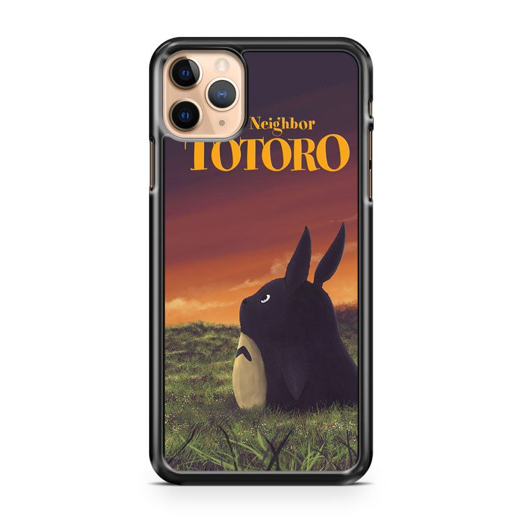 My Neighbour Totoro 4 iPhone 11 Pro Max Case Cover