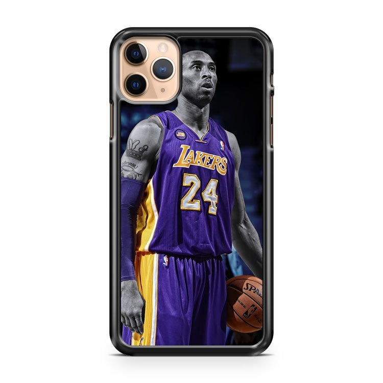 NBA Lakers Kobe Bryant iPhone 11 Pro Max Case Cover