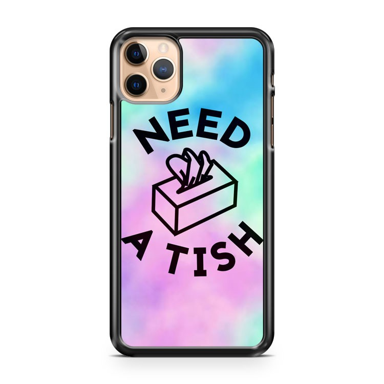 Need A Tish Black Dolan Twins Ethan iPhone 11 Pro Max Case Cover