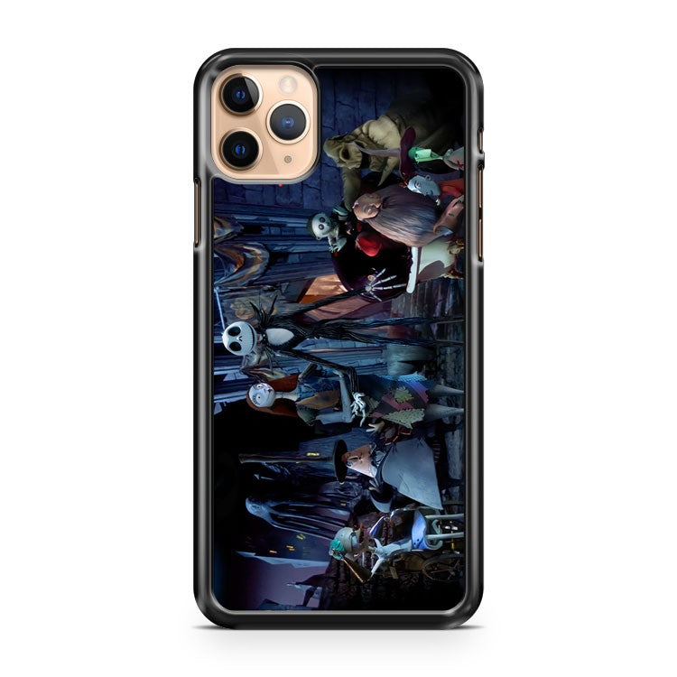 Nightmare Before Christmas Gothic iPhone 11 Pro Max Case Cover