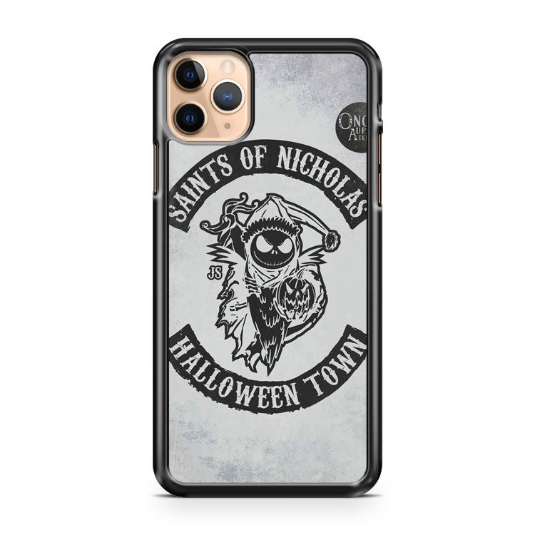 Nightmare Before Christmas 2 iPhone 11 Pro Max Case Cover