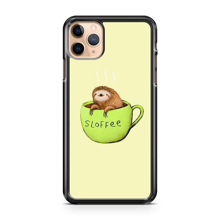 sloffee iPhone 11 Pro Max Case Cover