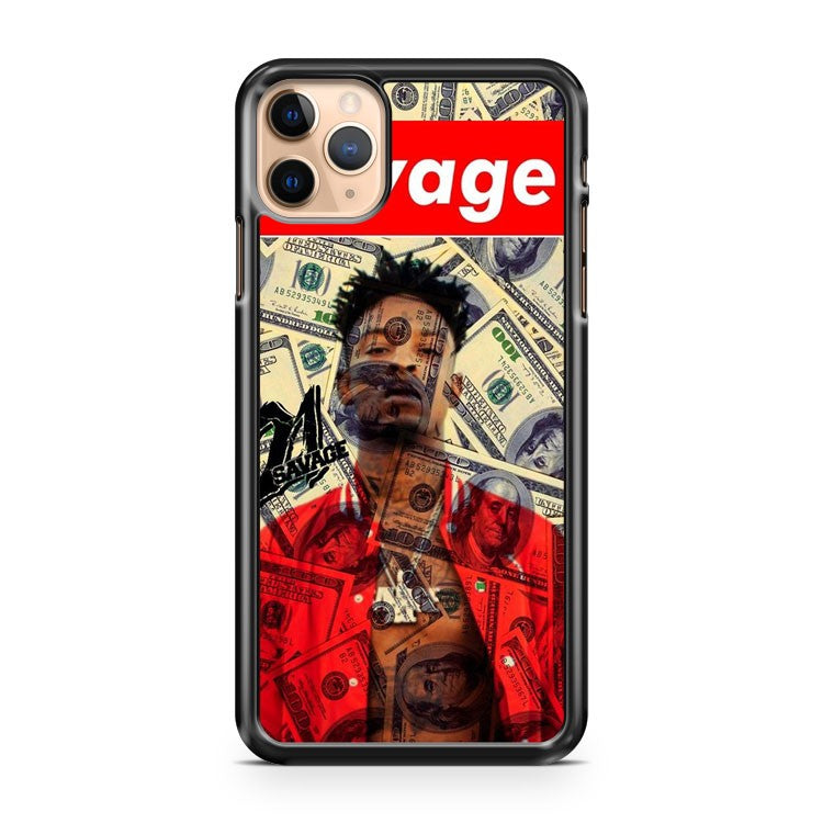 21 savage 3 iPhone 11 Pro Max Case Cover | CaseSupplyUSA