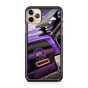1970 Dodge Coronet Super Bee iPhone 11 Pro Max Case Cover | CaseSupplyUSA