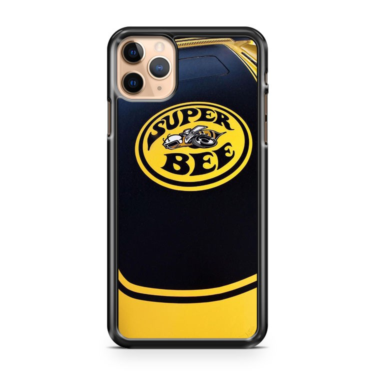 1971 Dodge Charger Super Bee iPhone 11 Pro Max Case Cover | CaseSupplyUSA