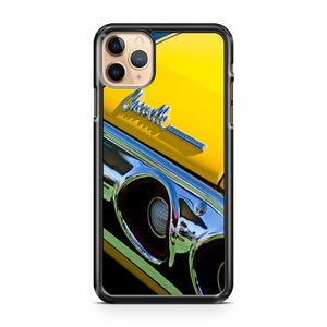 1972 Chevrolet Chevelle Taillight Emblem iPhone 11 Pro Max Case Cover | CaseSupplyUSA