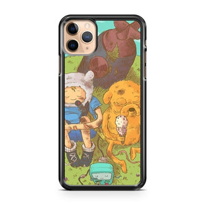 Adventure Time Art 2 iPhone 11 Pro Max Case Cover | CaseSupplyUSA