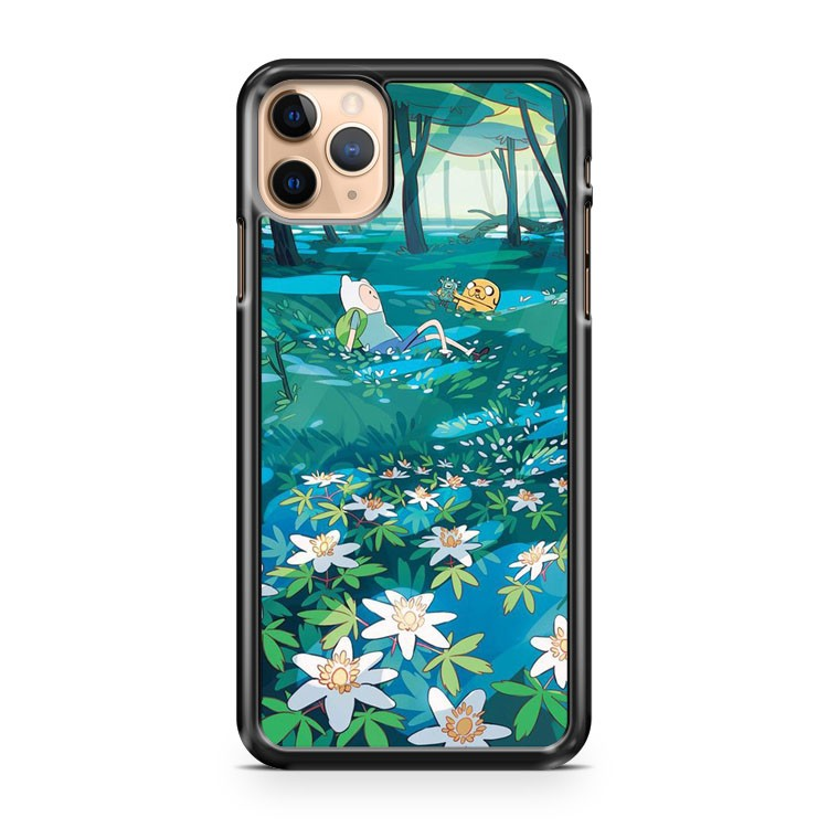 Adventure Time Art 15 iPhone 11 Pro Max Case Cover | CaseSupplyUSA