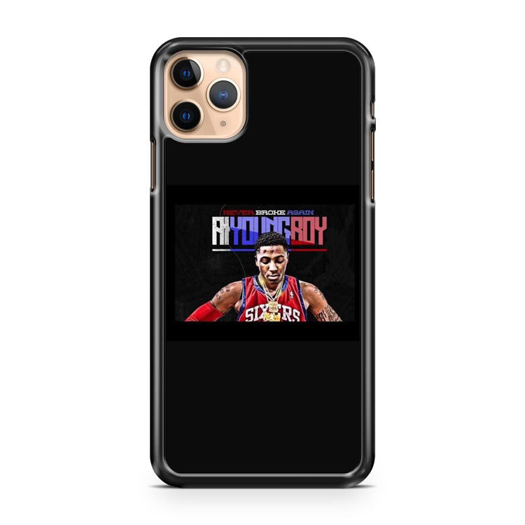 AI Youngboy 2 NBA 1 iPhone 11 Pro Max Case Cover | CaseSupplyUSA