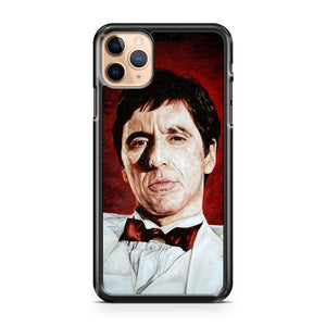 Al Pacino Scarface 2 iPhone 11 Pro Max Case Cover | CaseSupplyUSA
