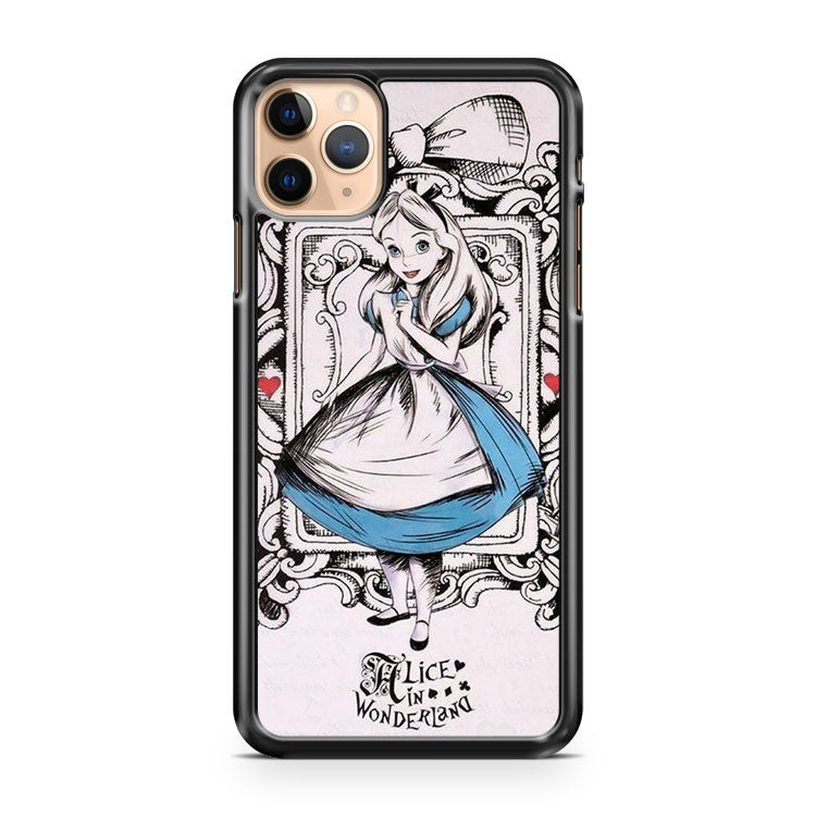Alice in Wonderland 7 iPhone 11 Pro Max Case Cover | CaseSupplyUSA