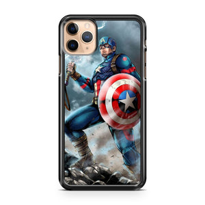 Captain America 3 3 iPhone 11 Pro Max Case Cover | CaseSupplyUSA