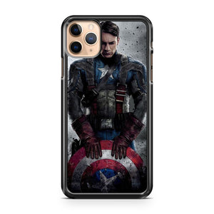 Captain America The first Avenger iPhone 11 Pro Max Case Cover | CaseSupplyUSA