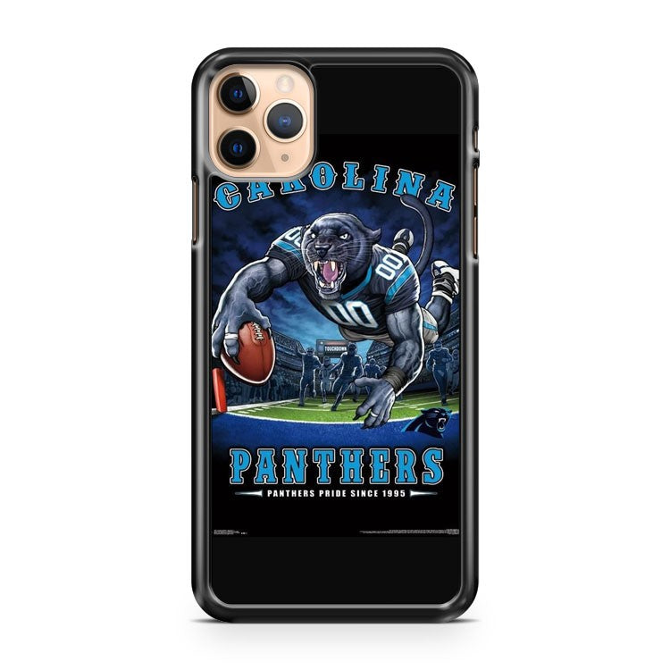 Carolina Panthers 1 iPhone 11 Pro Max Case Cover | CaseSupplyUSA