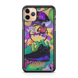 Michael Jordan 23 Space Jam iPhone 11 Pro Max Case Cover