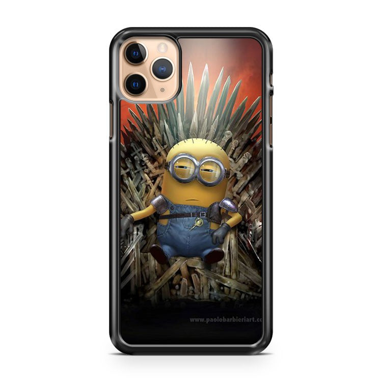 Minion Game of Thrones iPhone 11 Pro Max Case Cover