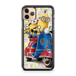 Minions 9 iPhone 11 Pro Max Case Cover
