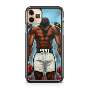 Muhammad Ali 3 iPhone 11 Pro Max Case Cover