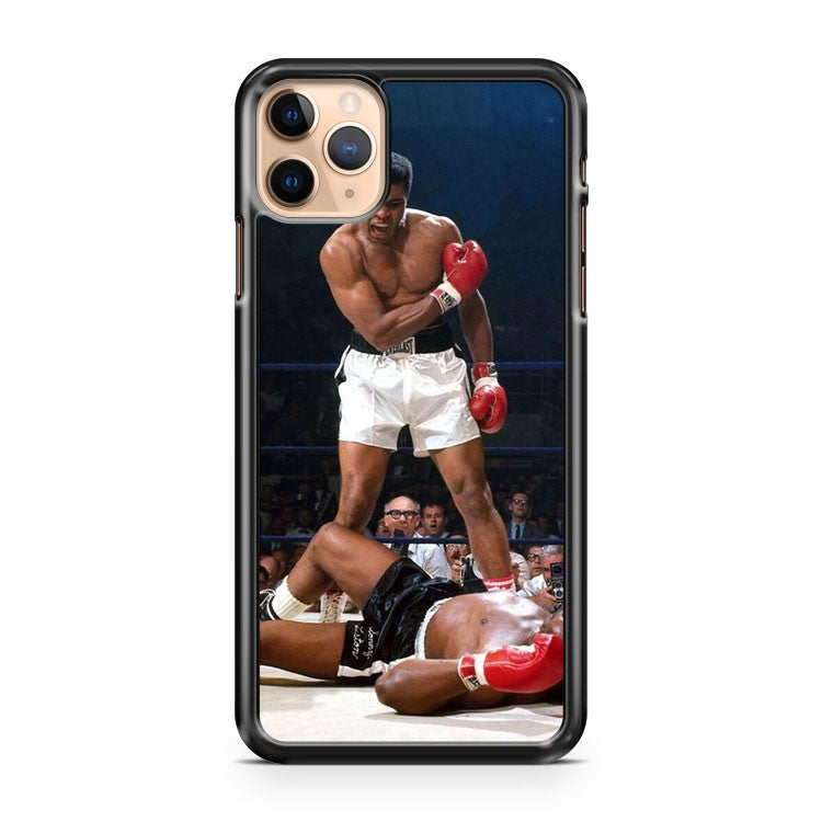 Muhammad Ali iPhone 11 Pro Max Case Cover