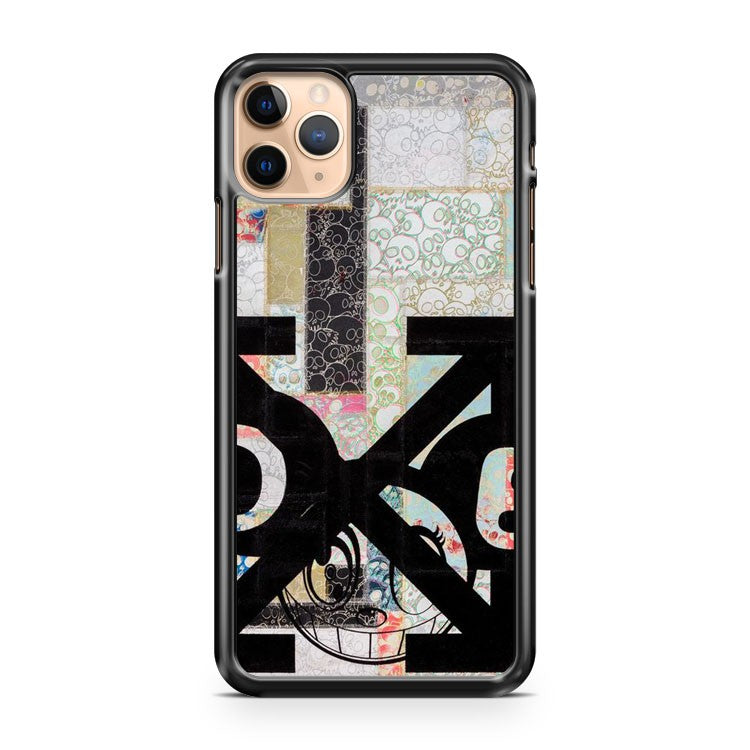Murakami and Abloh iPhone 11 Pro Max Case Cover
