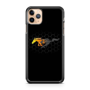 Mustang Logo 1 iPhone 11 Pro Max Case Cover