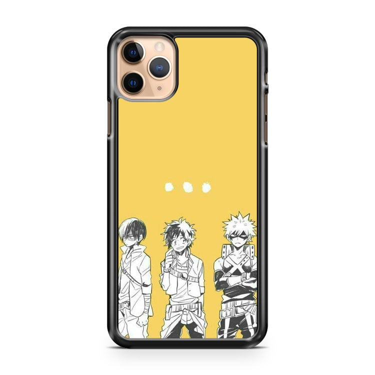 My Hero Academia 9 iPhone 11 Pro Max Case Cover