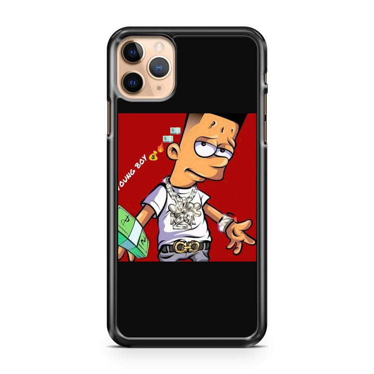 NBA Youngboy 2 iPhone 11 Pro Max Case Cover