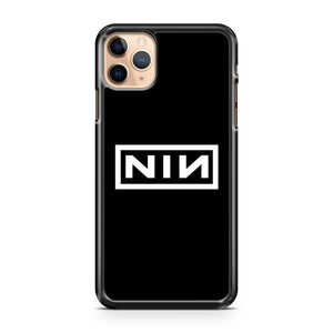 Nine Inch Nails NIN Logo iPhone 11 Pro Max Case Cover