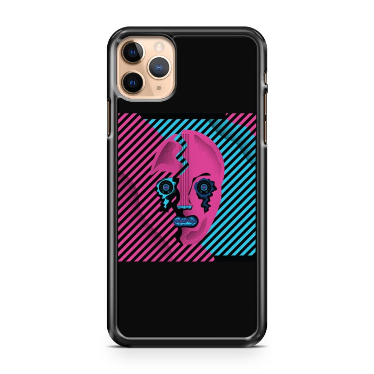 Nine Inch Nails Pretty Hate Machine 2 iPhone 11 Pro Max Case Cover