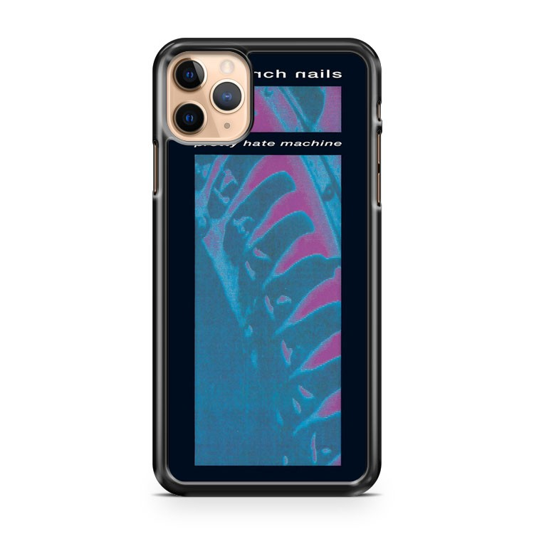 Nine Inch Nails Pretty Hate Machine 3 iPhone 11 Pro Max Case Cover