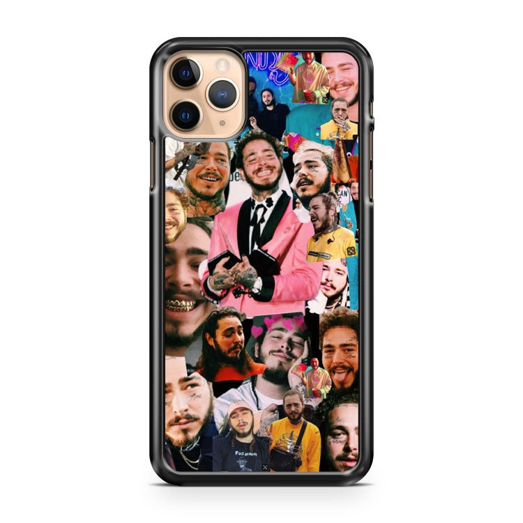 Post Malone 6 iPhone 11 Pro Max Case Cover