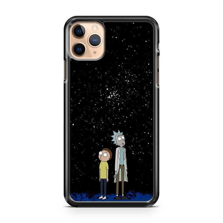 Rick and Morty 3 2 iPhone 11 Pro Max Case Cover