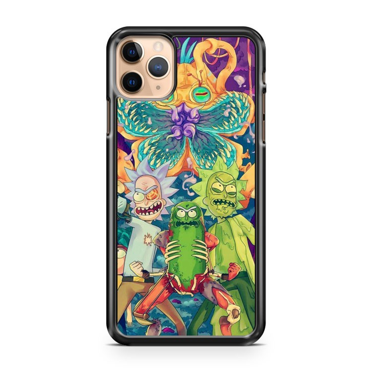 Rick and Morty 8 iPhone 11 Pro Max Case Cover