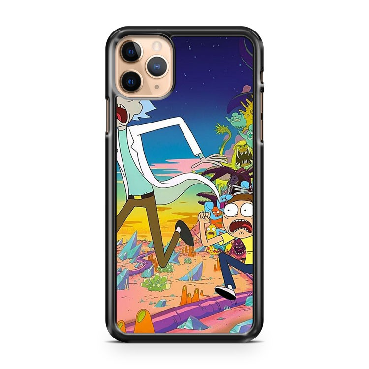 Rick and Morty 15 iPhone 11 Pro Max Case Cover
