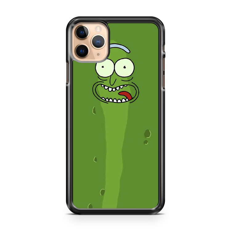 Rick and Morty Pickle Rick 4 iPhone 11 Pro Max Case Cover