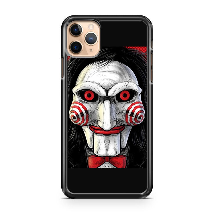 Saw Jigsaw 1 iPhone 11 Pro Max Case Cover