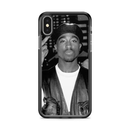 2Pac Tupac Shakur iPhone XS Case Cover | CaseSupplyUSA