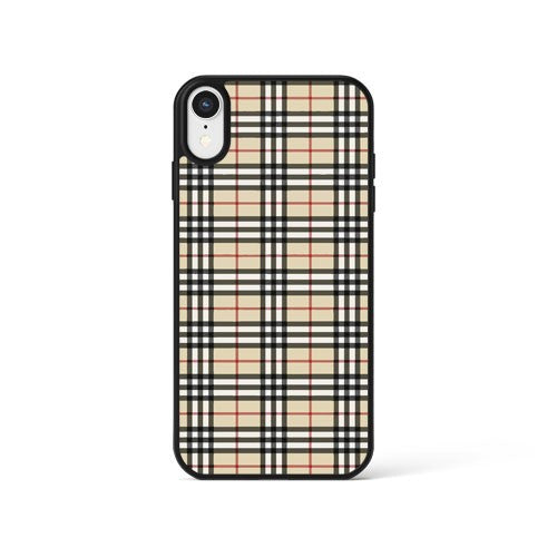 BURBERRY iPhone XR Case Cover | CaseSupplyUSA