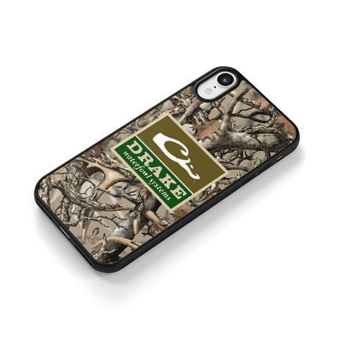 Drake Waterfowl Camo iPhone XR Case Cover | CaseSupplyUSA