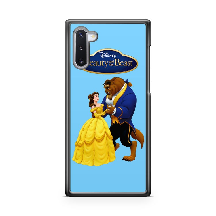 Beauty and the beast 18 Samsung Galaxy Note 10 Case Cover | CaseSupplyUSA