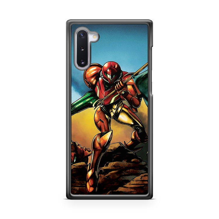 ARMORED MAIDEN THE HUNTER Samsung Galaxy Note 10 Case Cover | CaseSupplyUSA