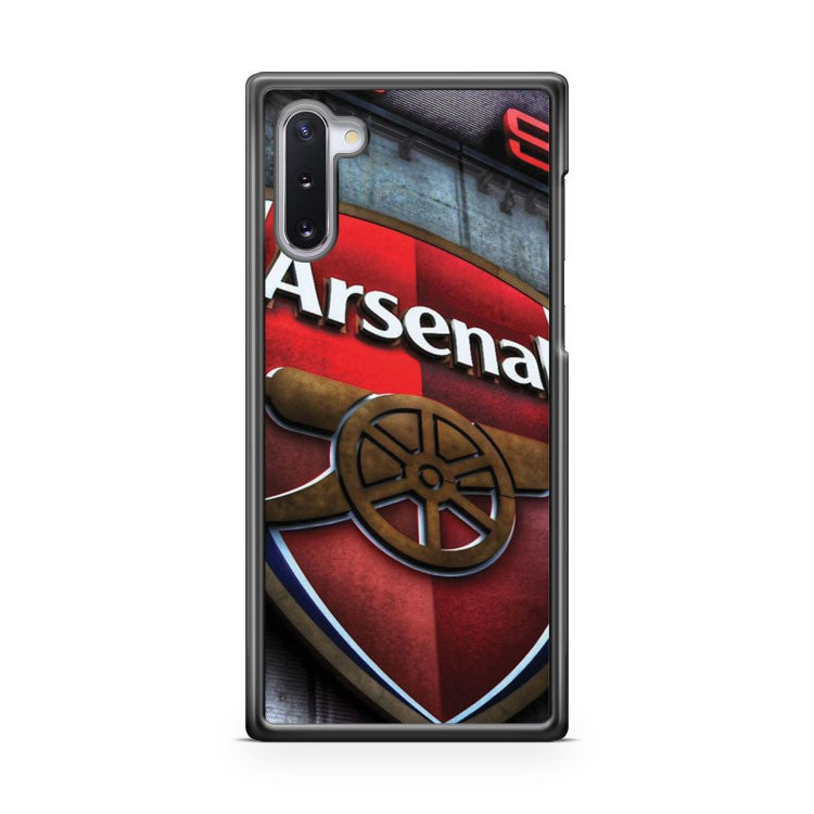 Arsenal Samsung Galaxy Note 10 Case Cover | CaseSupplyUSA