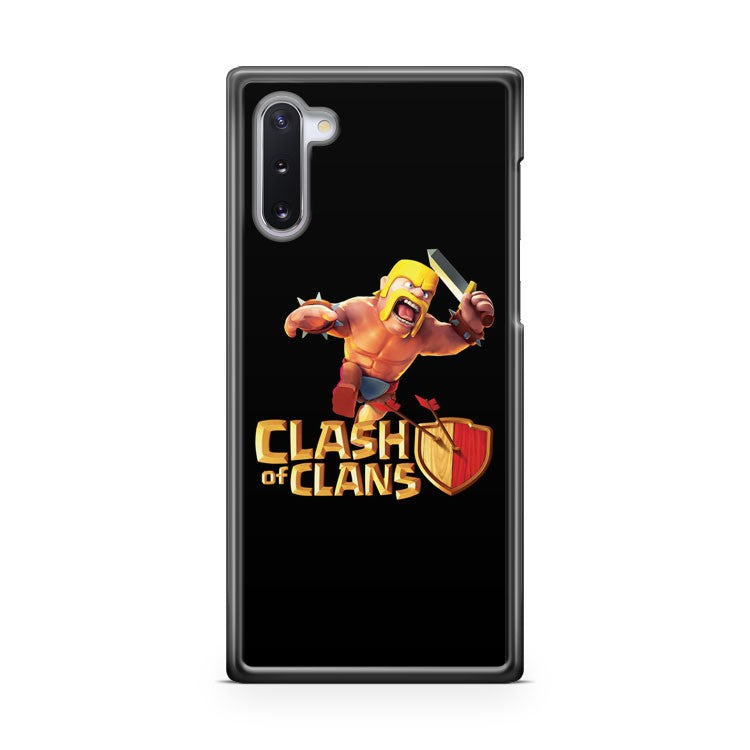 BARBARIAN CLASH OF CLANS Samsung Galaxy Note 10 Case Cover | CaseSupplyUSA
